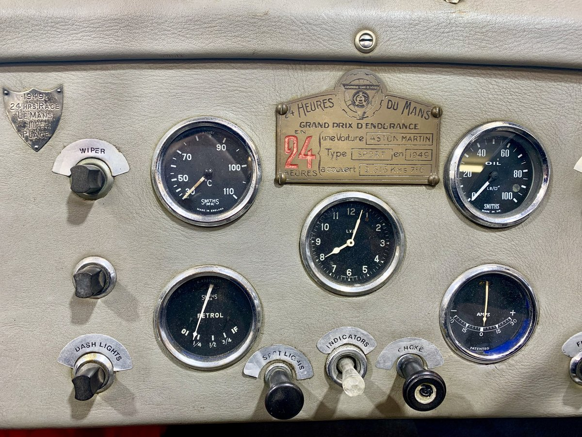 1949 Aston Martin DB1 For Sale In London For Sale (picture 6 of 6)