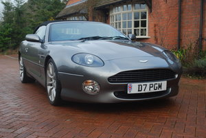 Picture of 2003 Aston Martin Volante V2 Auto 17k - Simply Stunning For Sale