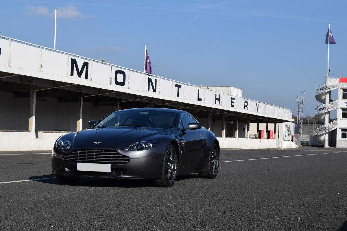 2009 - Aston Martin V8 Vantage For Sale by Auction (picture 1 of 5)