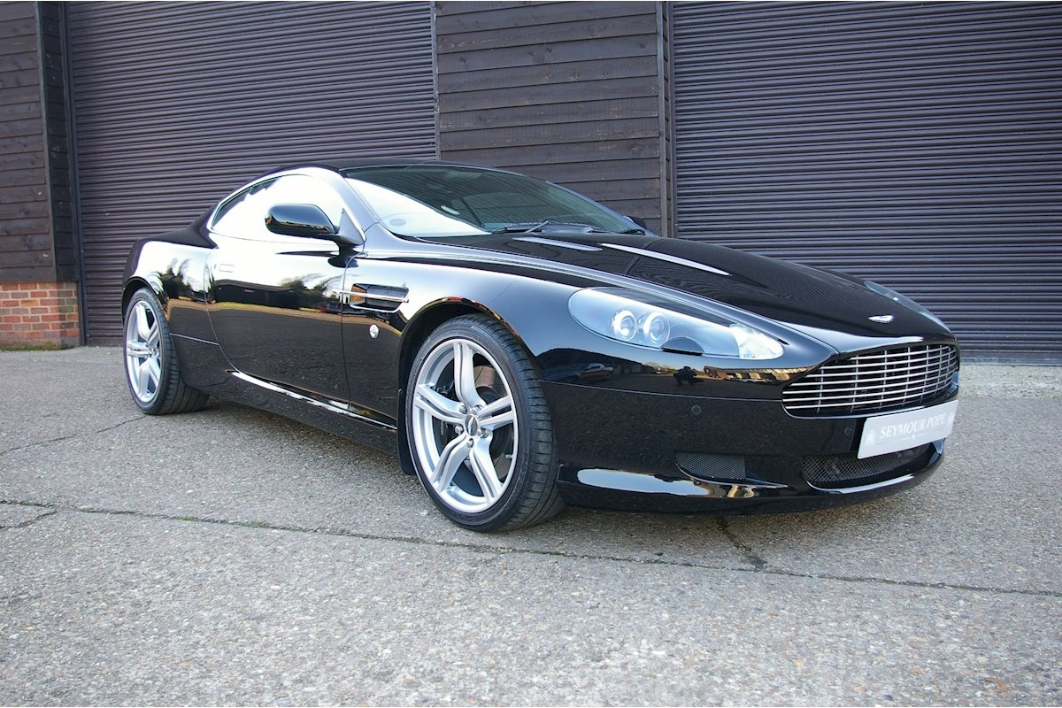 2007 Aston Martin DB9 5.9 V12 Coupe Auto SPORT PACK (16000 miles) SOLD (picture 1 of 6)