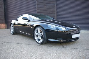 2007 Aston Martin DB9 5.9 V12 Coupe Auto SPORT PACK (16000 miles) SOLD