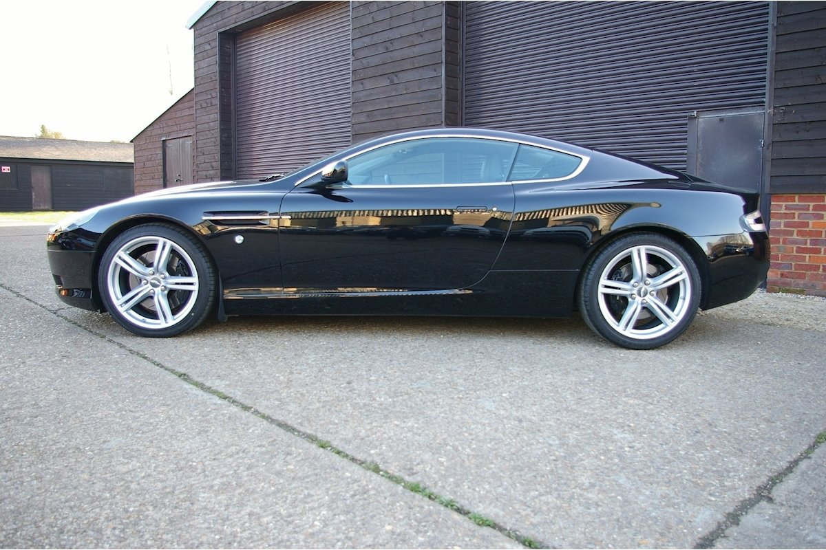 2007 Aston Martin DB9 5.9 V12 Coupe Auto SPORT PACK (16000 miles) SOLD (picture 2 of 6)