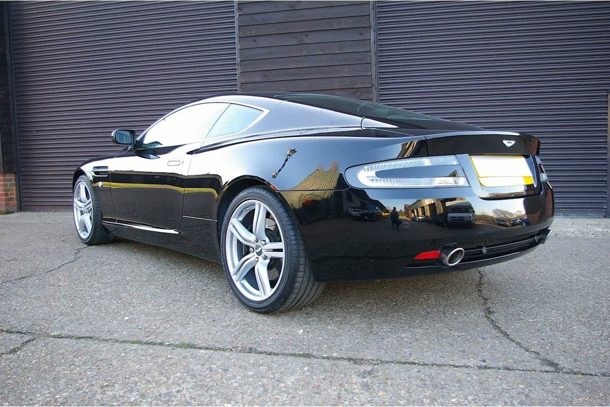 2007 Aston Martin DB9 5.9 V12 Coupe Auto SPORT PACK (16000 miles) SOLD (picture 3 of 6)