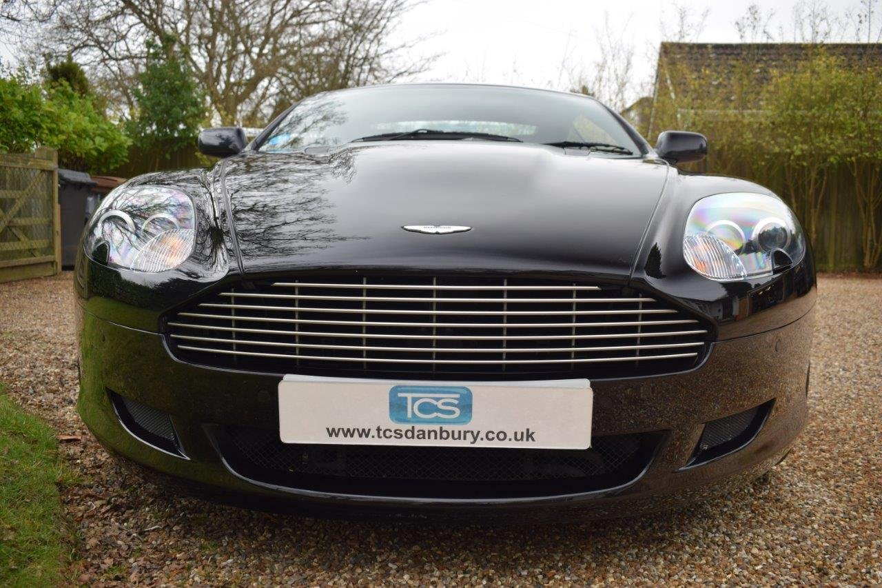 2000 Aston Martin DB9 Coupe 6.0i V12 Automatic 07MY SOLD (picture 4 of 6)
