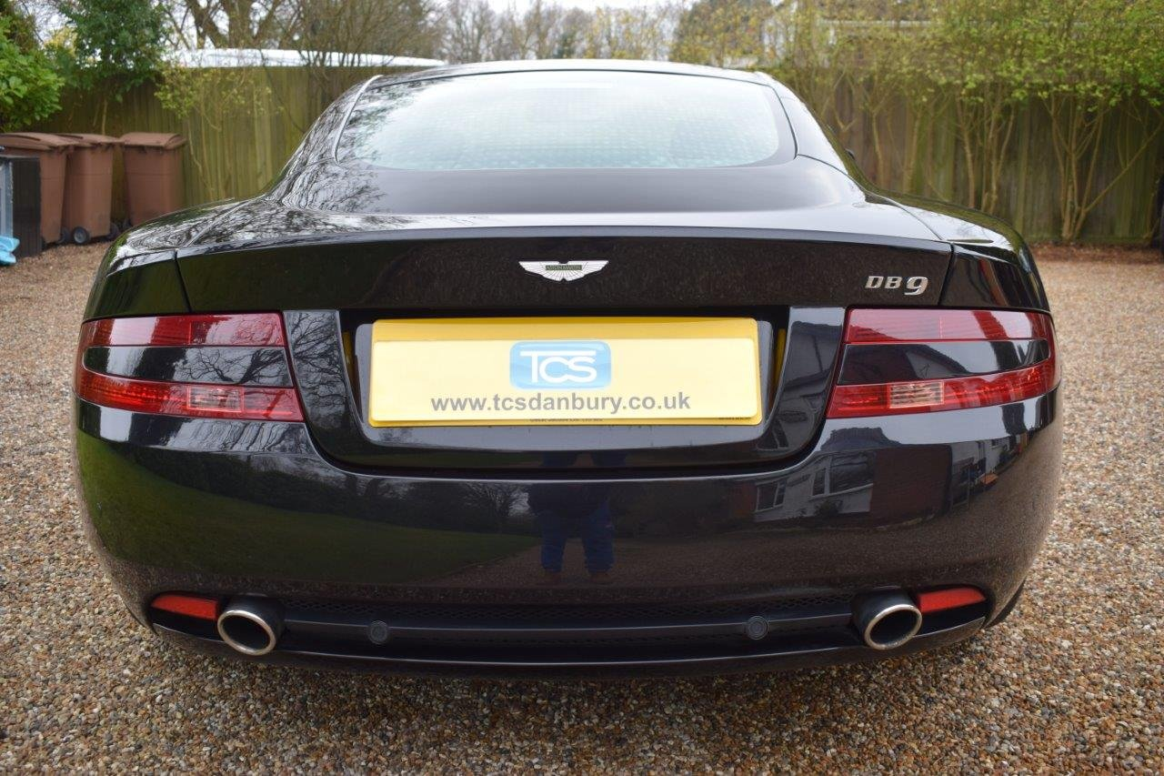 2000 Aston Martin DB9 Coupe 6.0i V12 Automatic 07MY SOLD (picture 5 of 6)