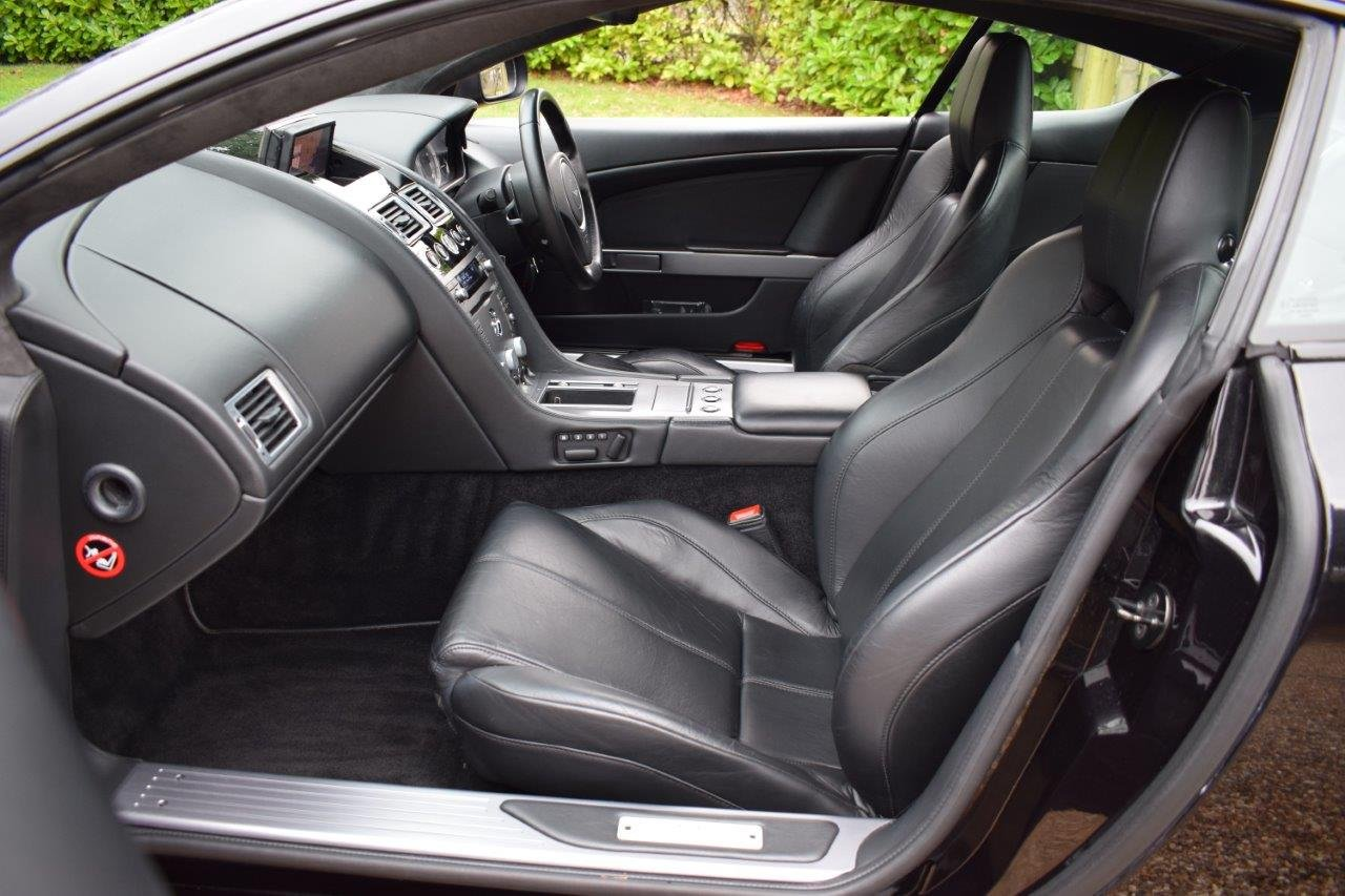 2000 Aston Martin DB9 Coupe 6.0i V12 Automatic 07MY SOLD (picture 6 of 6)