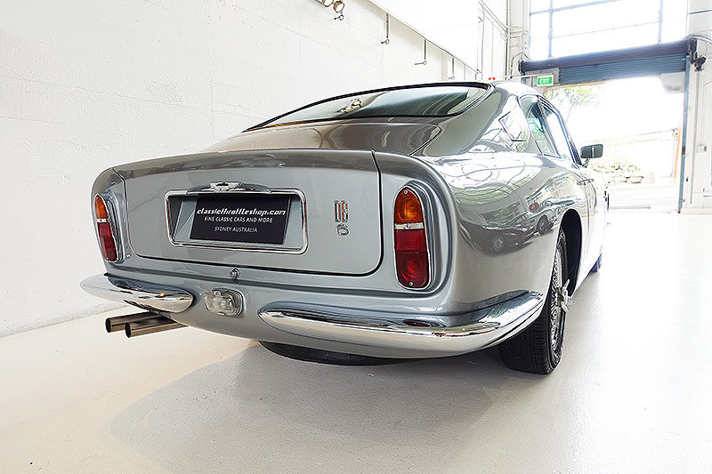 1967 Original RHD DB6 Mk1, Silver Grey, 5 speed manual For Sale (picture 2 of 6)