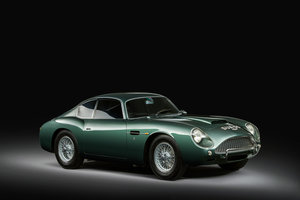 1961 Aston Martin DB4 GT Zagato For Sale