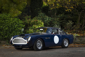 1960 Aston Martin DB4 GT Lightweight For Sale