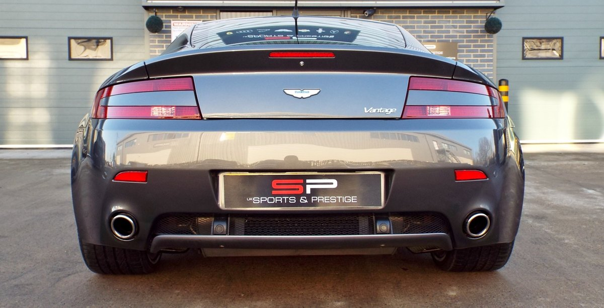 2006 Aston Martin Vantage 4.3 V8 Manual Coupe Low Miles! For Sale (picture 6 of 6)