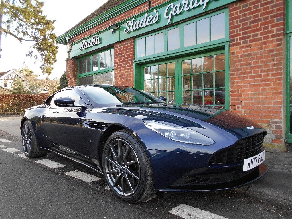 2017 Aston Martin DB11  SOLD (picture 2 of 4)