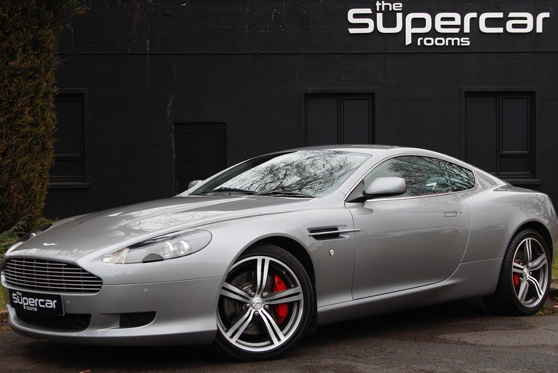 2008 Aston Martin DB9 LM - #31 of 124 - 41k Miles  For Sale (picture 1 of 6)