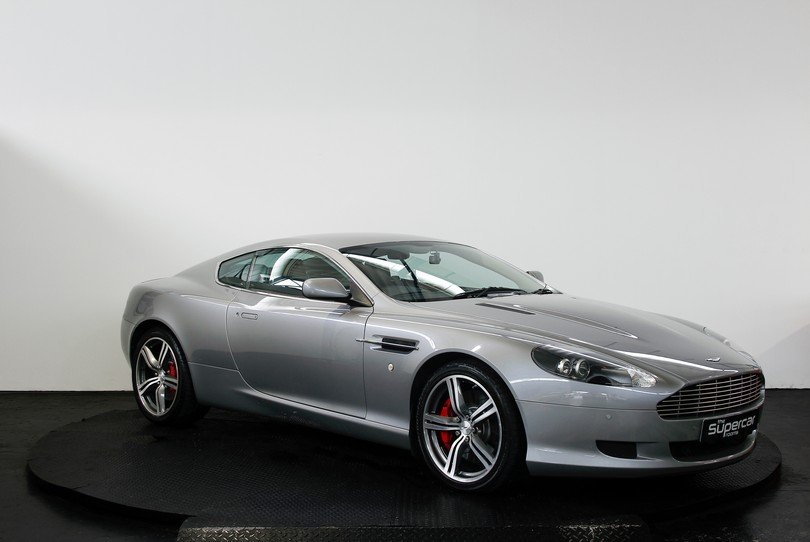 2008 Aston Martin DB9 LM - #31 of 124 - 41k Miles  For Sale (picture 2 of 6)