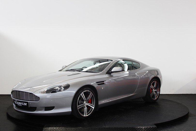2008 Aston Martin DB9 LM - #31 of 124 - 41k Miles  For Sale (picture 5 of 6)