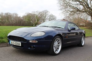 Aston Martin DB7 1995 - To be auctioned 26-04-19 For Sale by Auction