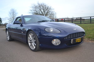 2003 Aston Martin DB7 Coupe For Sale