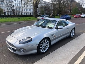 2002 Immaculate DB7 Vantage Manual - 42000miles - FSH For Sale