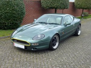 1996 Aston Martin DB7 i6 GTS For Sale by Auction