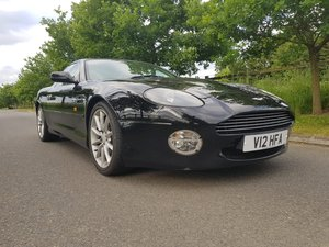 1999 Aston Martin DB7 Vantage For Sale by Auction