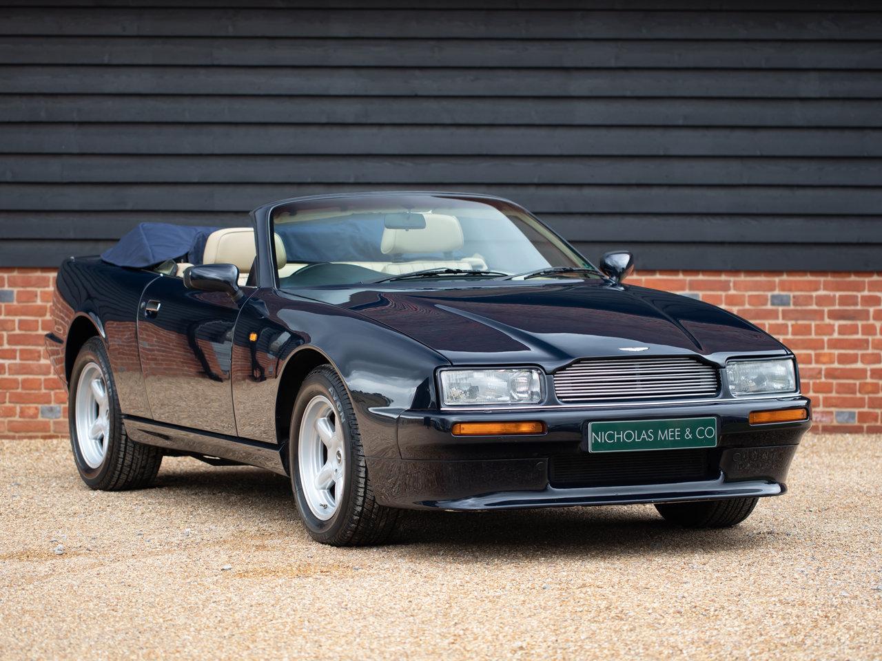 1993 Aston Martin Virage Volante For Sale (picture 1 of 6)