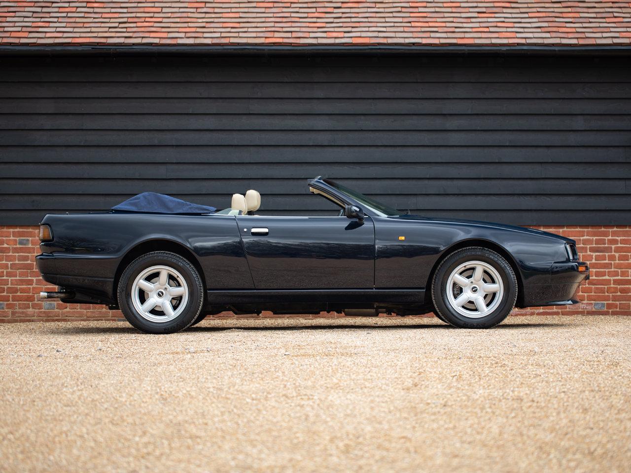 1993 Aston Martin Virage Volante For Sale (picture 2 of 6)