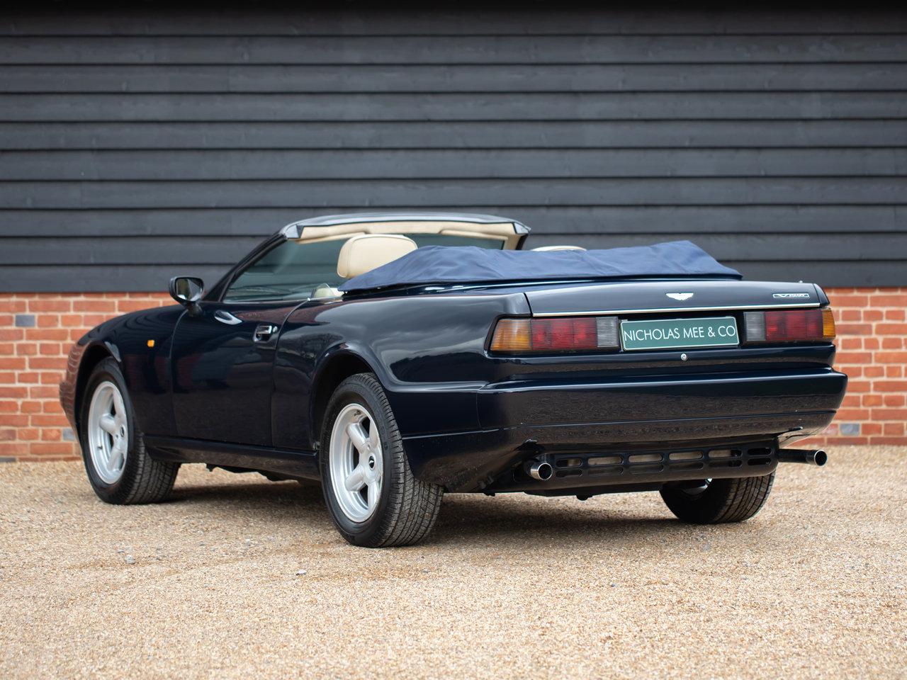 1993 Aston Martin Virage Volante For Sale (picture 3 of 6)