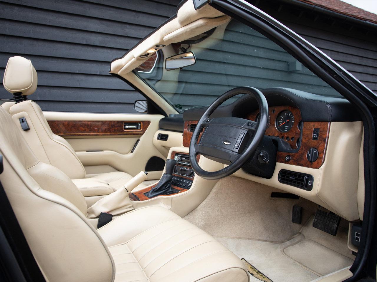 1993 Aston Martin Virage Volante For Sale (picture 4 of 6)