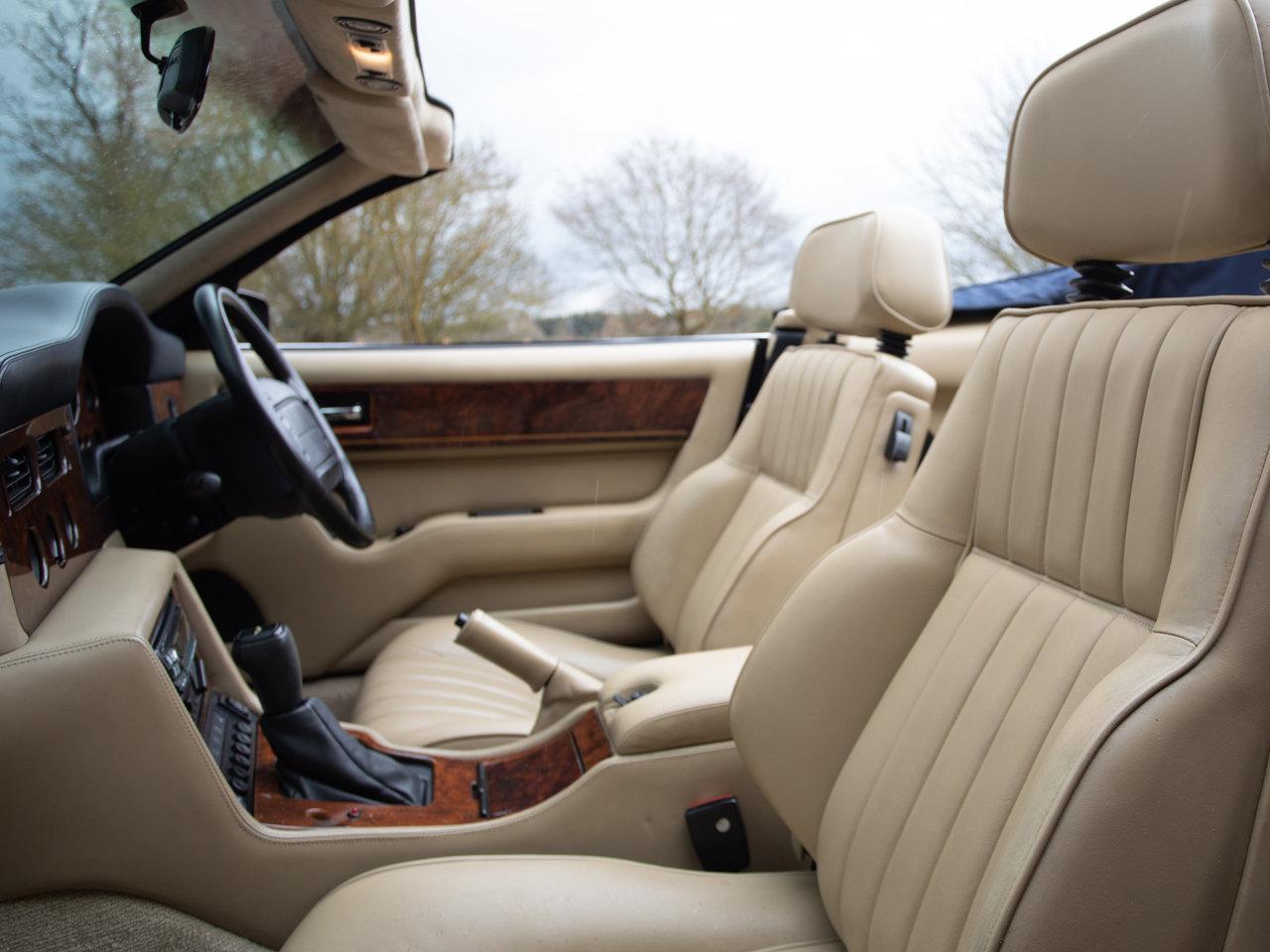 1993 Aston Martin Virage Volante For Sale (picture 6 of 6)