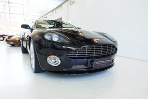 2007 one of just 20 RHD V12 Vanquish S Ultimate, immaculate