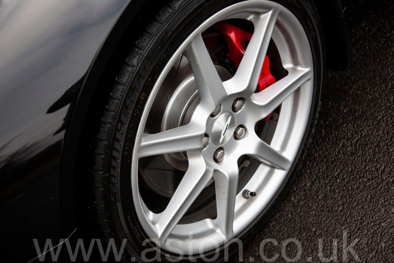 2007 Aston Martin V8 Vantage Roadster Sportshift SOLD (picture 4 of 6)
