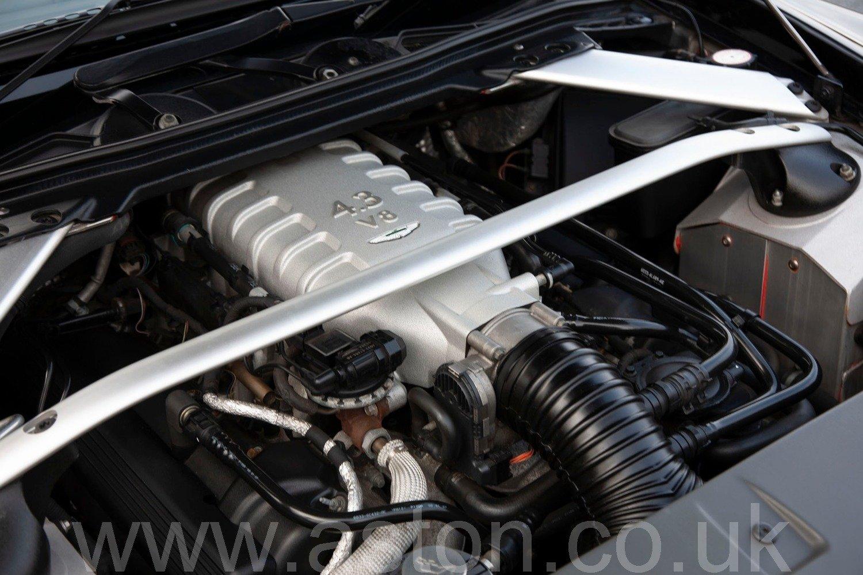 2007 Aston Martin V8 Vantage Roadster Sportshift SOLD (picture 5 of 6)
