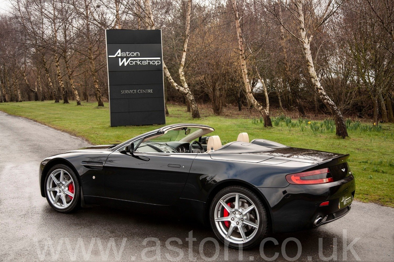 2007 Aston Martin V8 Vantage Roadster Sportshift SOLD (picture 6 of 6)