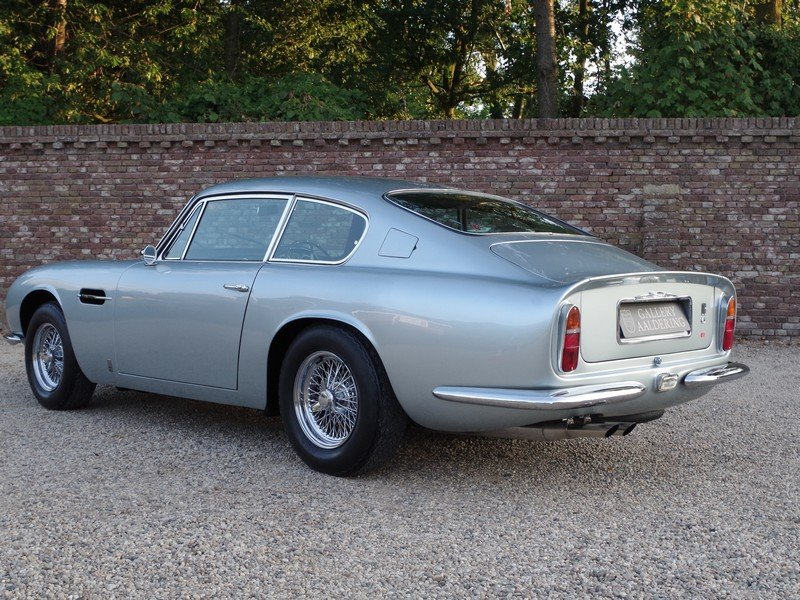 1968 Aston Martin DB6 Vantage MK1 matching numbers, ZF manual 5-s For Sale (picture 2 of 6)