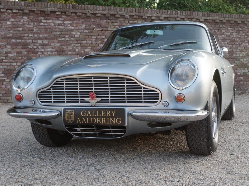 1968 Aston Martin DB6 Vantage MK1 matching numbers, ZF manual 5-s For Sale (picture 5 of 6)