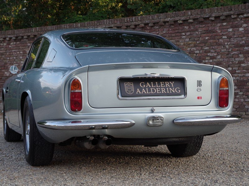 1968 Aston Martin DB6 Vantage MK1 matching numbers, ZF manual 5-s For Sale (picture 6 of 6)