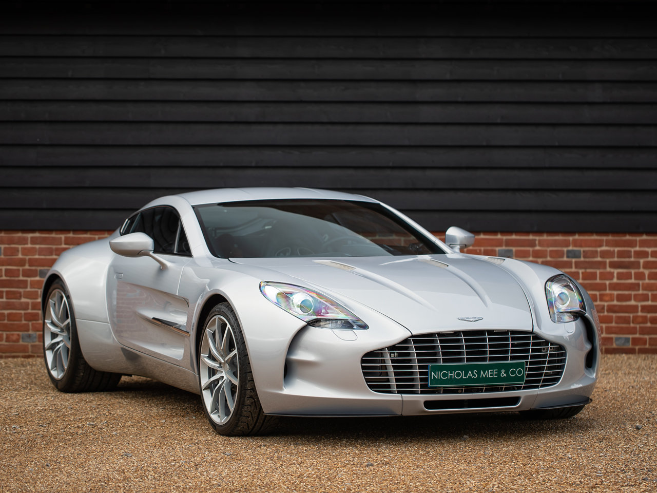 2012 Aston Martin One-77 For Sale (picture 1 of 6)