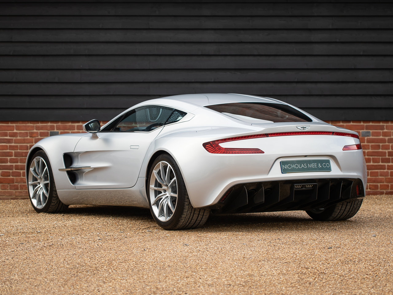 2012 Aston Martin One-77 For Sale (picture 4 of 6)