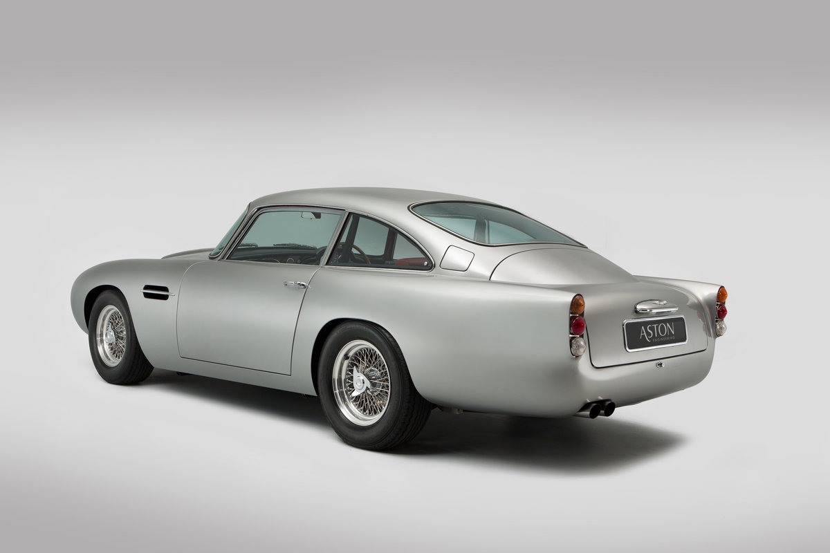 1963 Aston Martin DB4 Series 5 For Sale (picture 2 of 6)