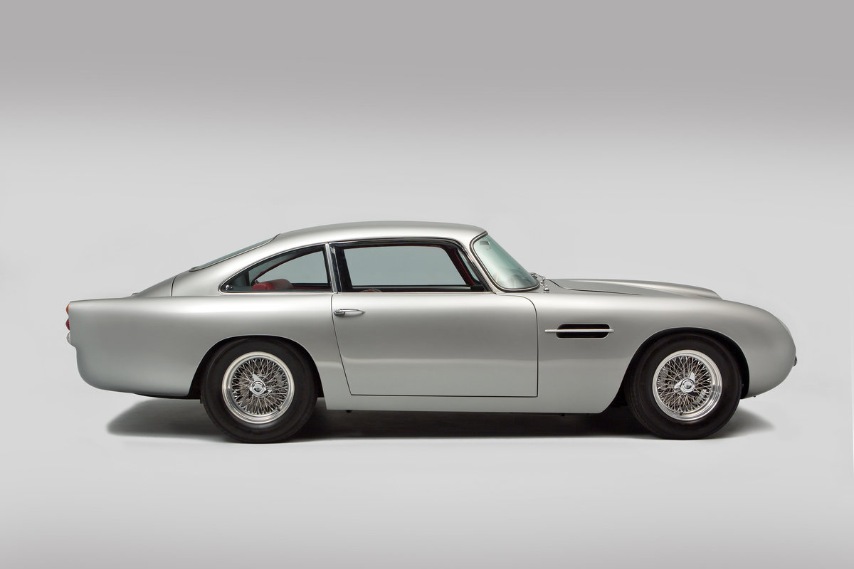 1963 Aston Martin DB4 Series 5 For Sale (picture 3 of 6)