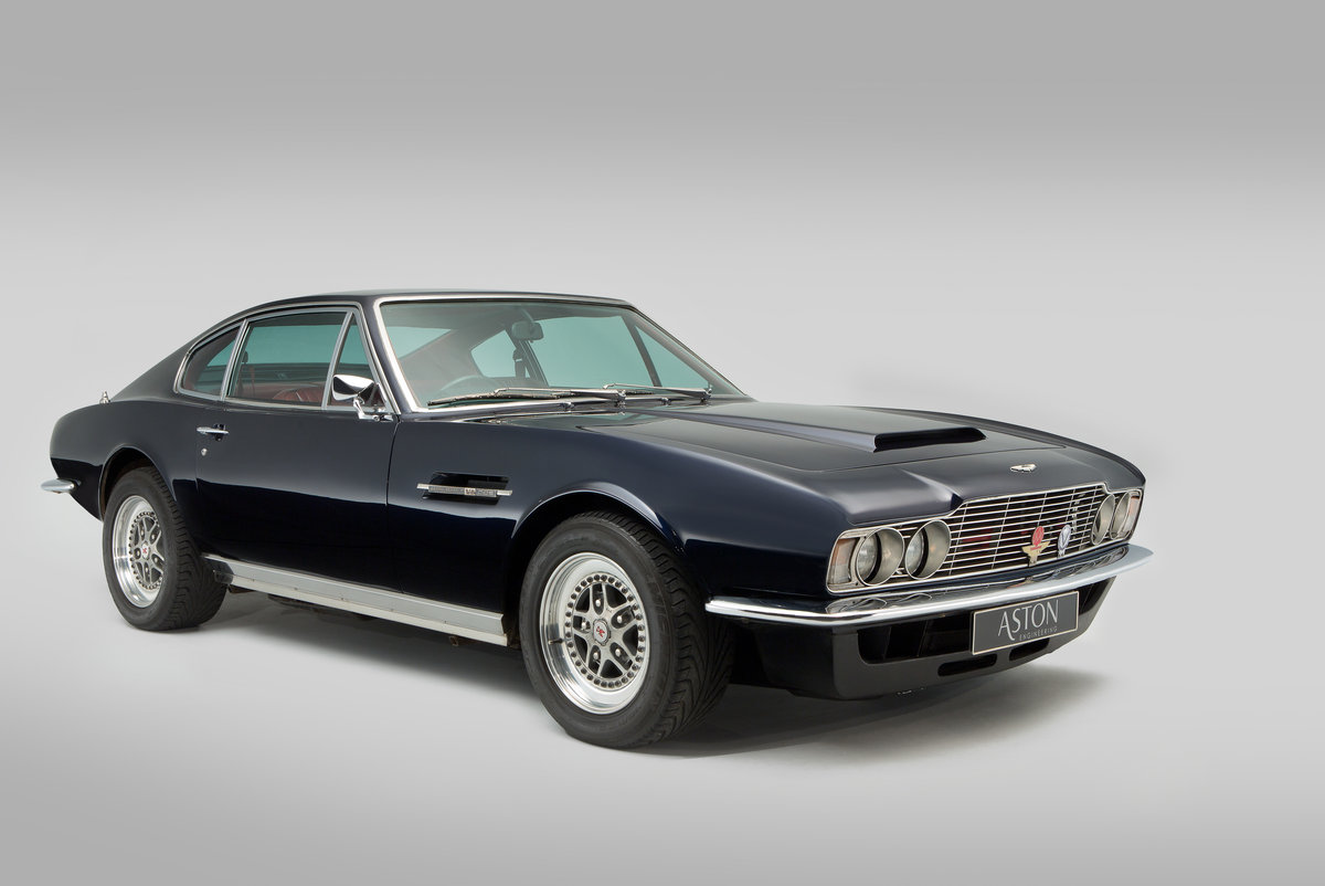 1971 Aston Martin DBS V8 SOLD (picture 1 of 6)