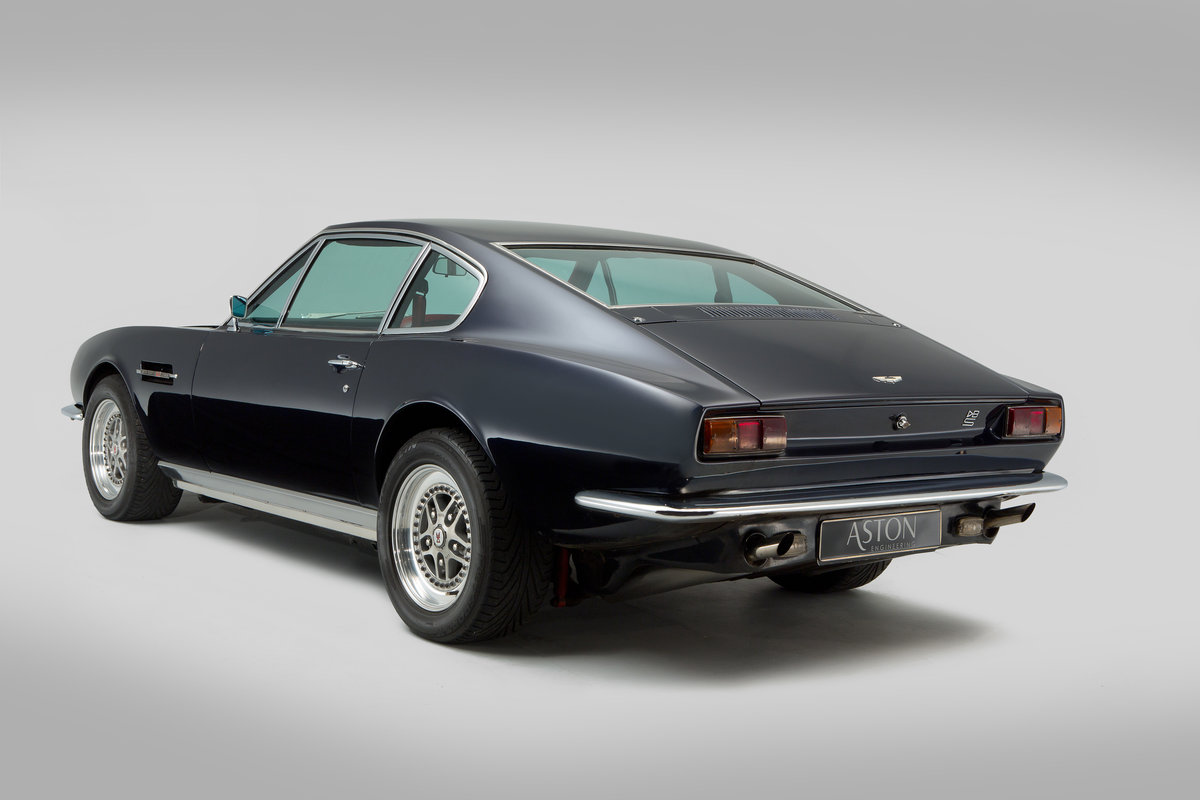 1971 Aston Martin DBS V8 SOLD (picture 2 of 6)