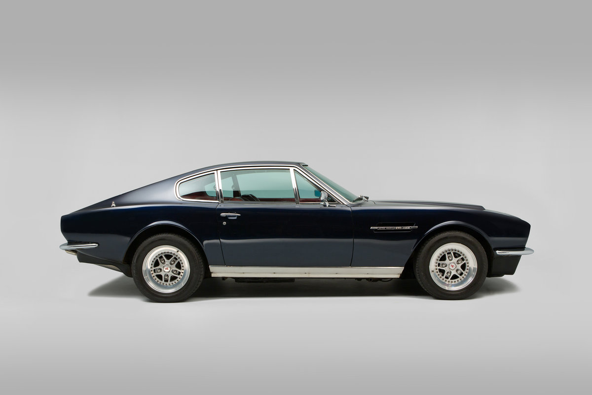 1971 Aston Martin DBS V8 SOLD (picture 3 of 6)