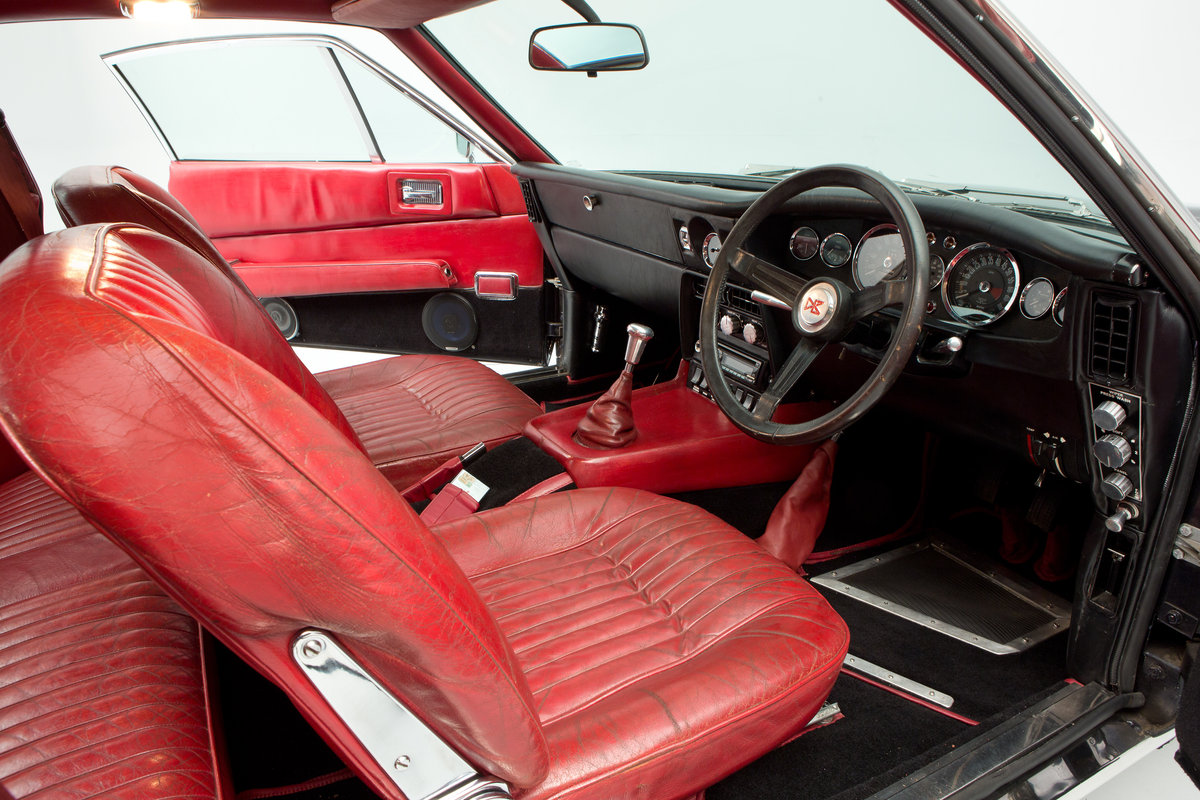 1971 Aston Martin DBS V8 SOLD (picture 5 of 6)