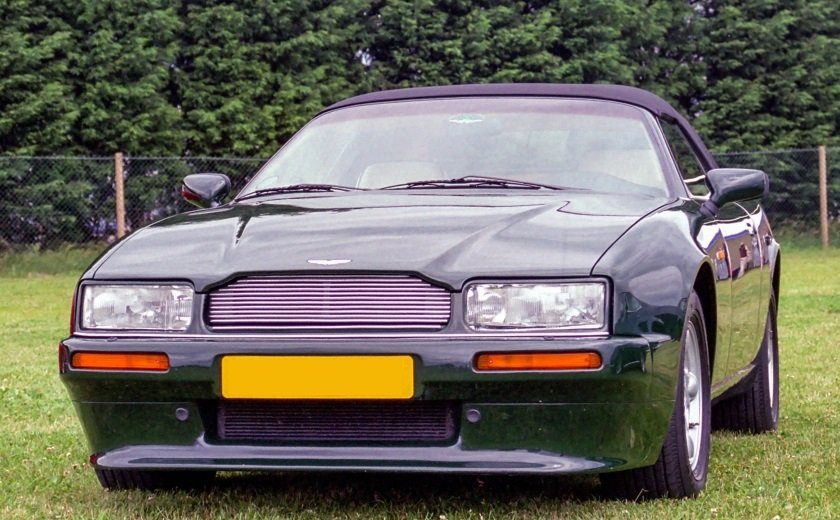 1992 1993 Aston Martin Virage Volante LHD - rare manual For Sale (picture 1 of 1)