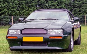 1993 Aston Martin Virage Volante LHD - rare manual