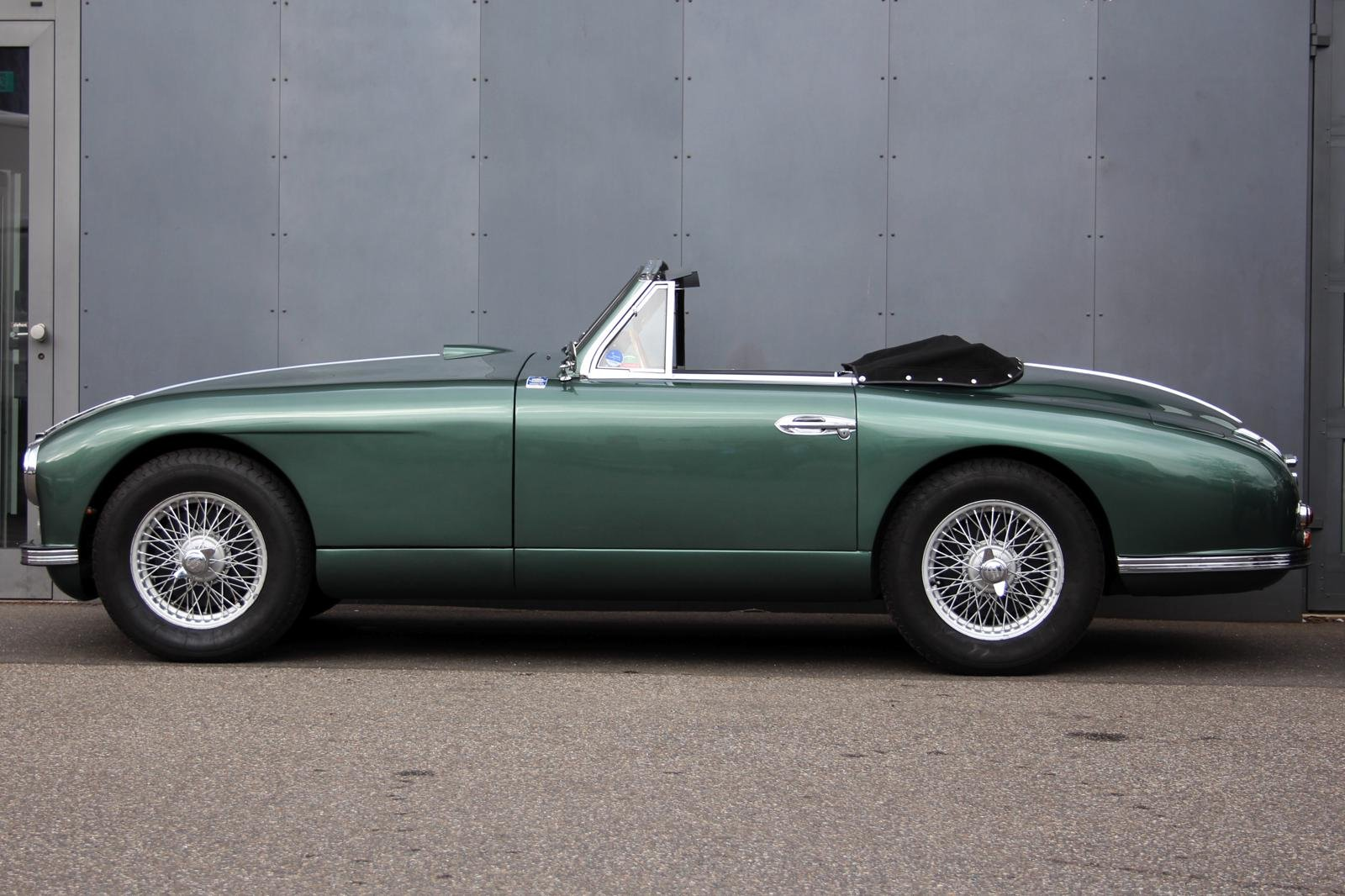 1953 Aston Martin DB2 DHC Vantage LHD For Sale (picture 5 of 6)