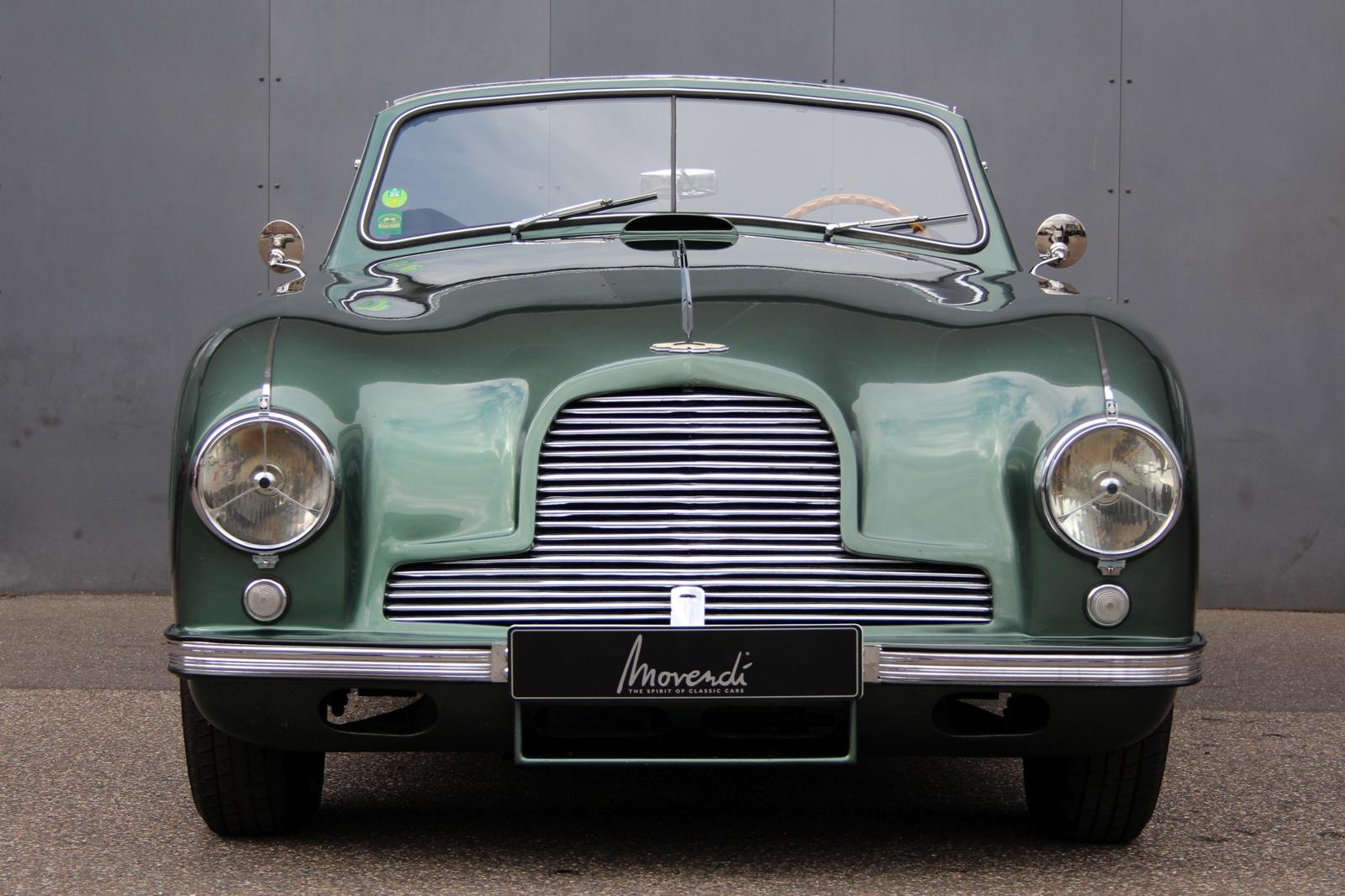 1953 Aston Martin DB2 DHC Vantage LHD For Sale (picture 6 of 6)