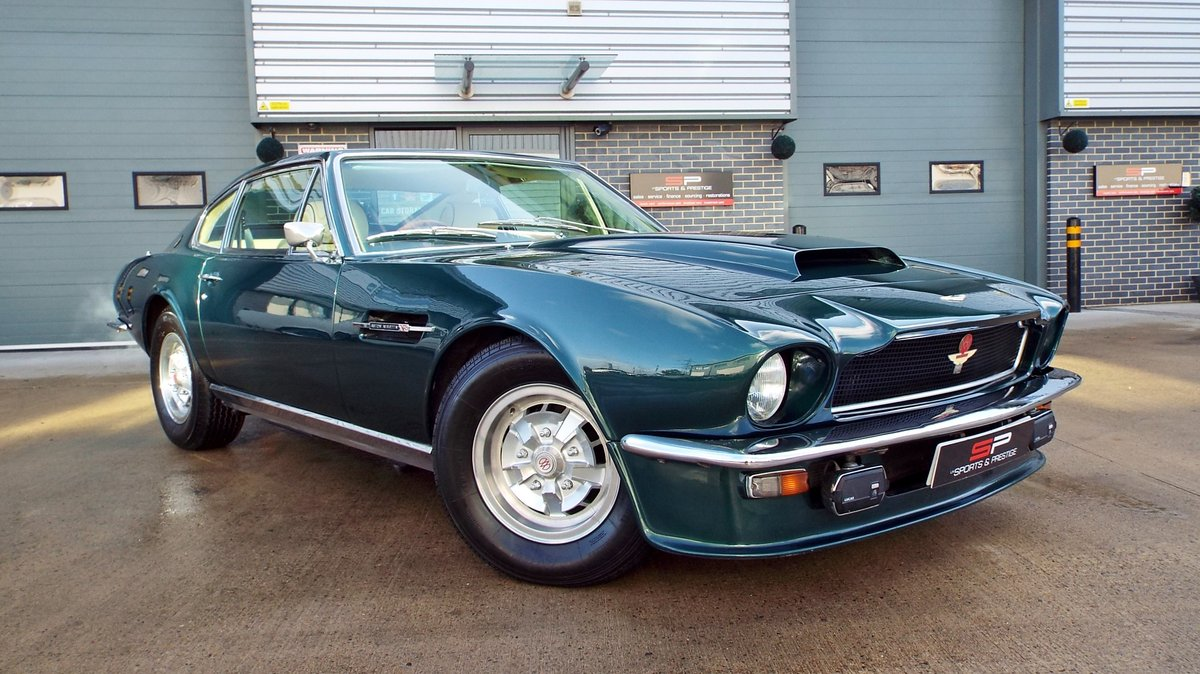 1974 Aston Martin V8 Series III Manual For Sale (picture 1 of 6)