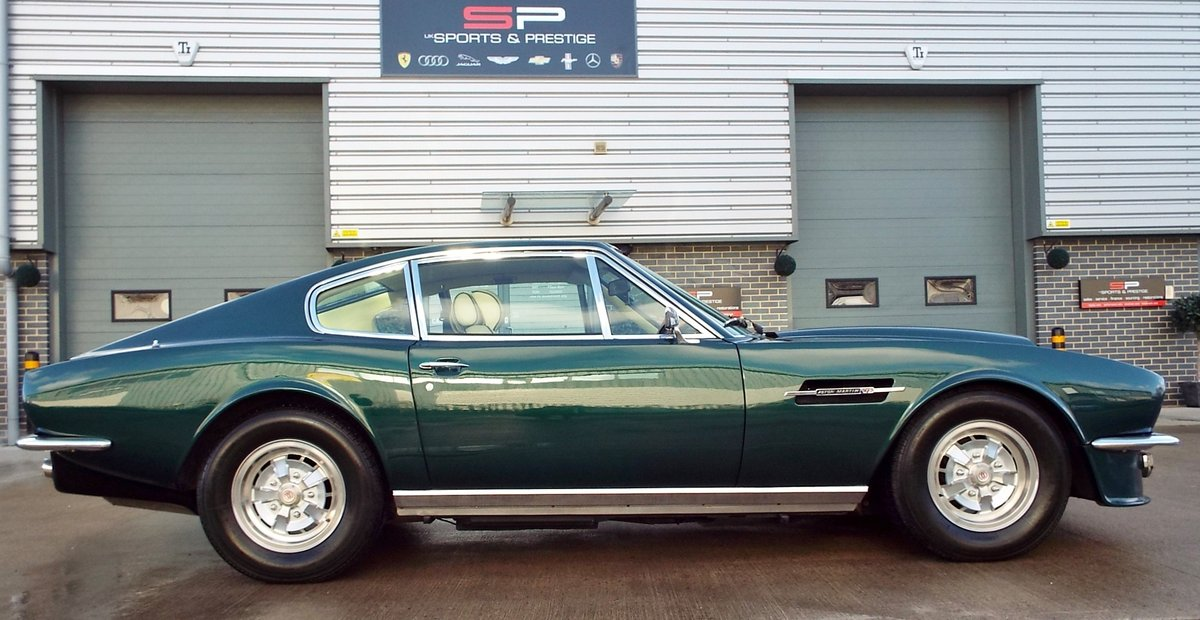 1974 Aston Martin V8 Series III Manual For Sale (picture 6 of 6)