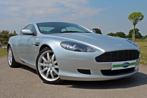 2005 Aston Martin (Manual V12) For Sale